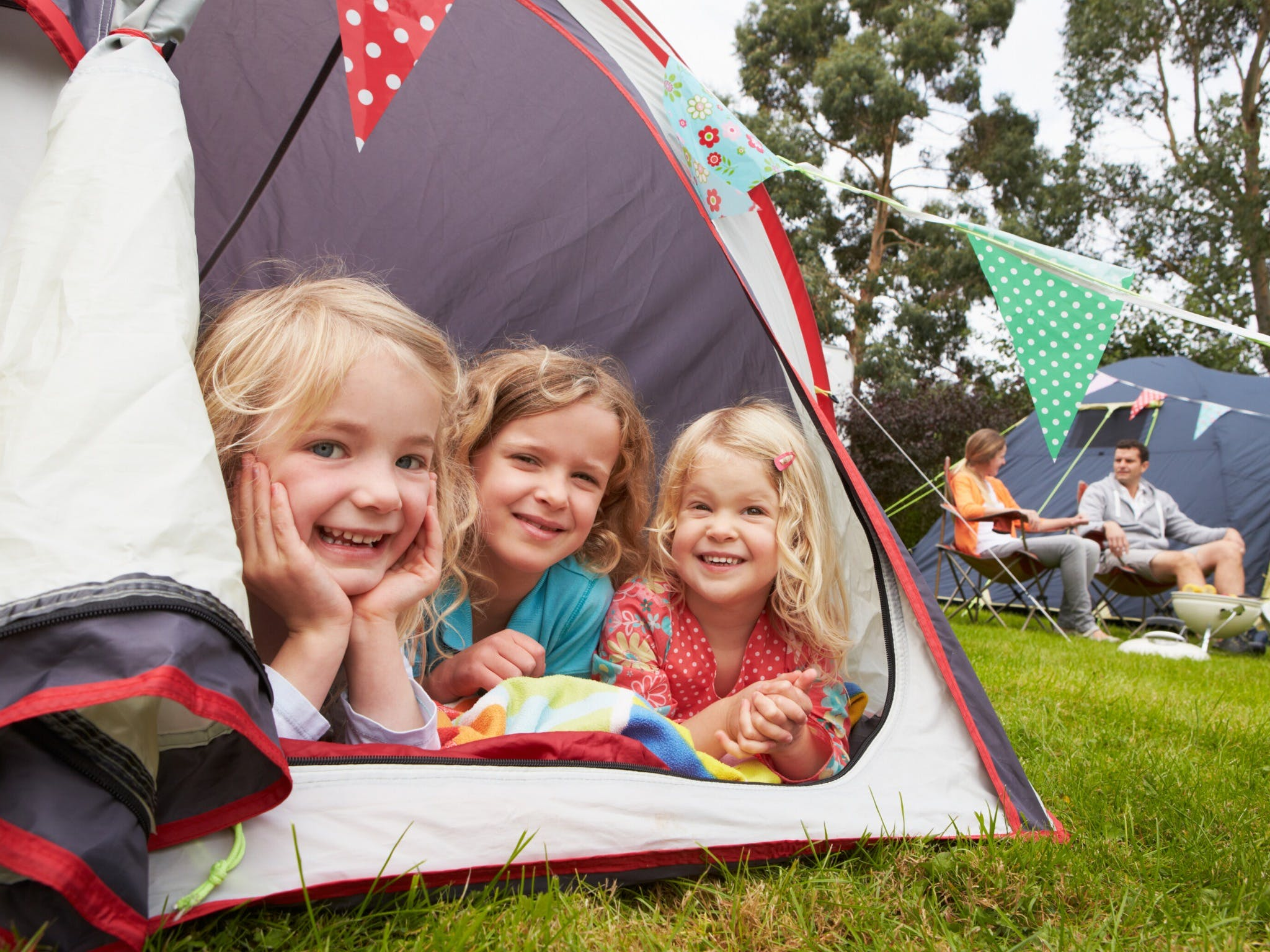 Camp Out In Town - eAccommodation