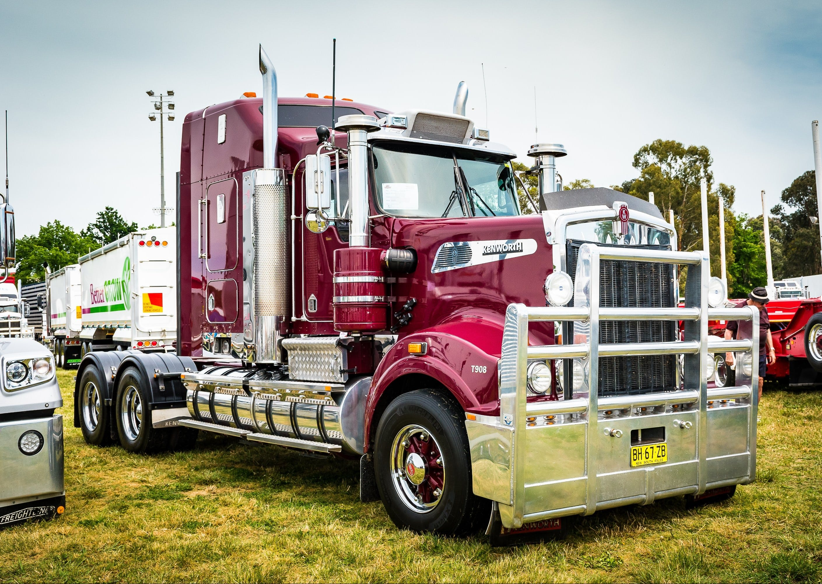 Dane Ballinger Memorial Truck Show - eAccommodation