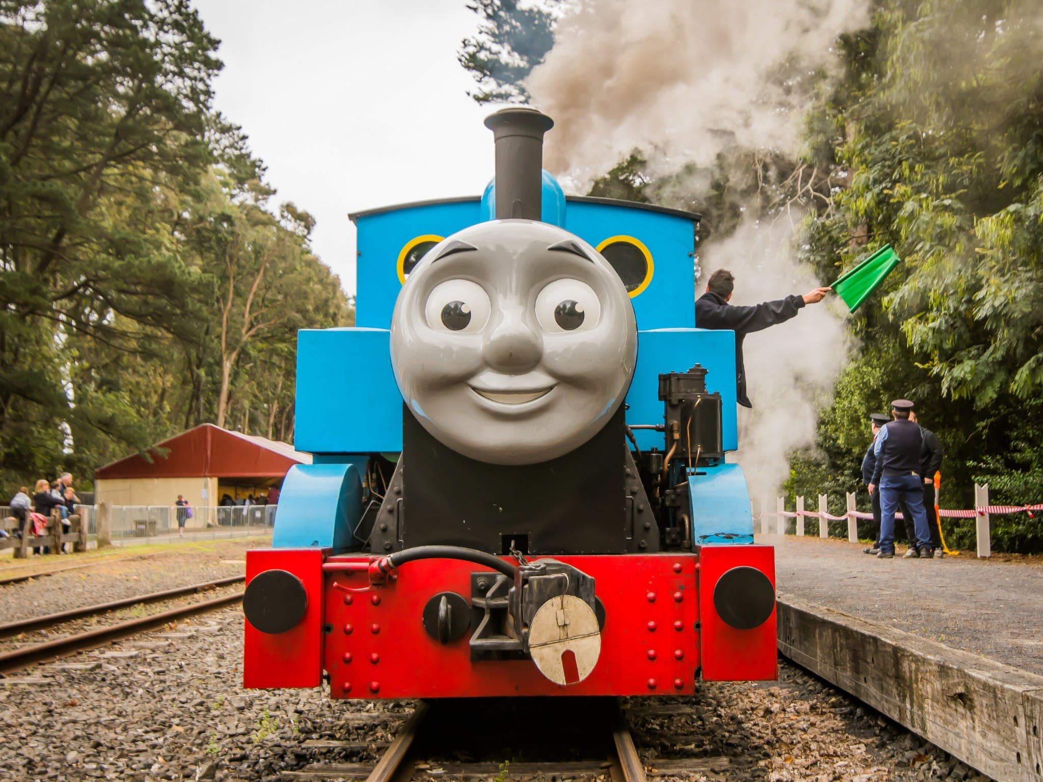 Day out with Thomas at Puffing Billy - eAccommodation