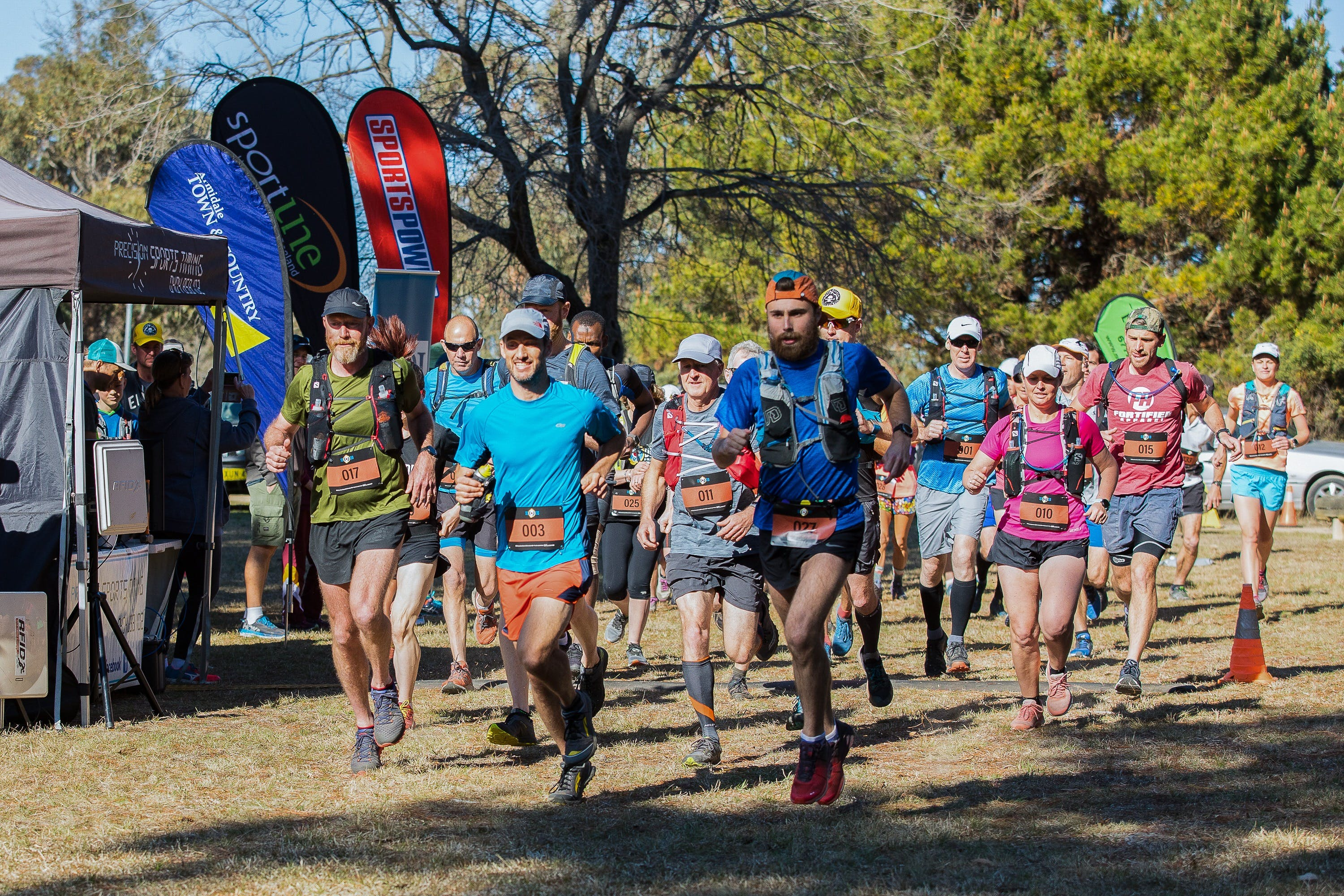 Duval Dam Buster Trail Run - eAccommodation