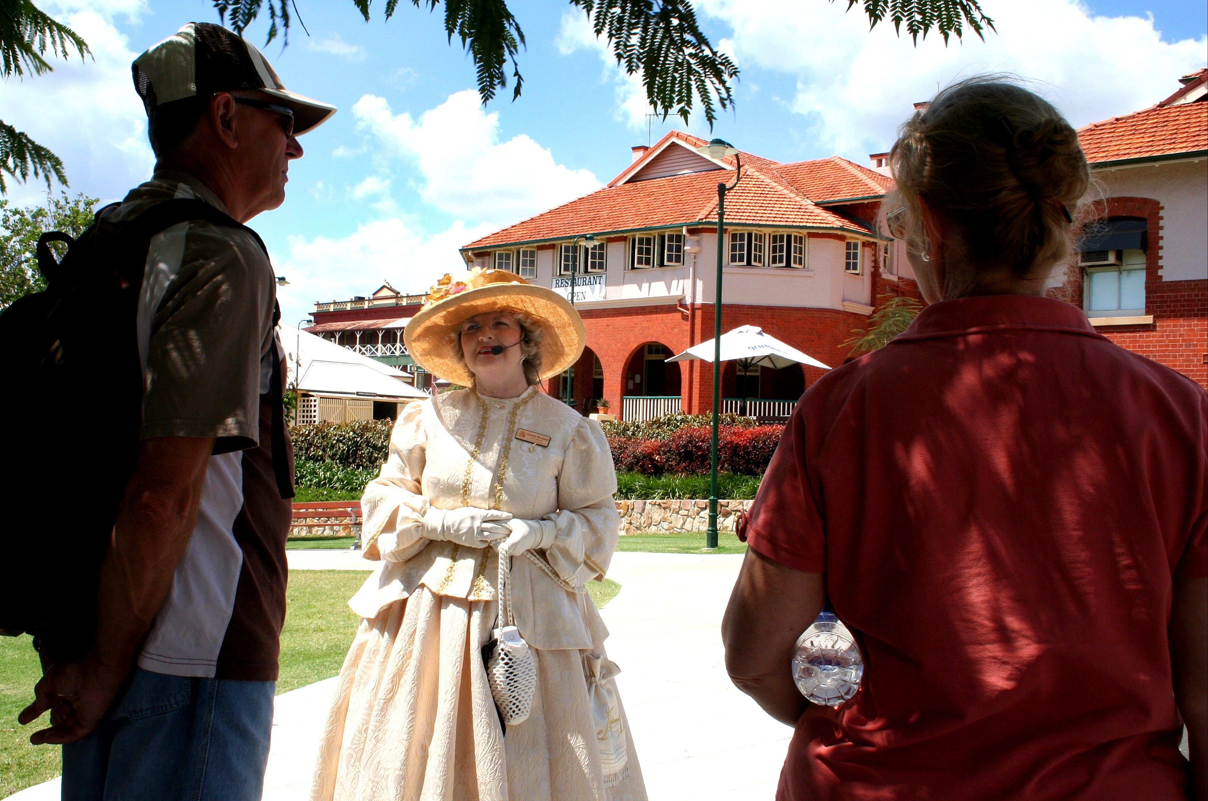 Free Guided Maryborough Heritage Walk Tour - eAccommodation