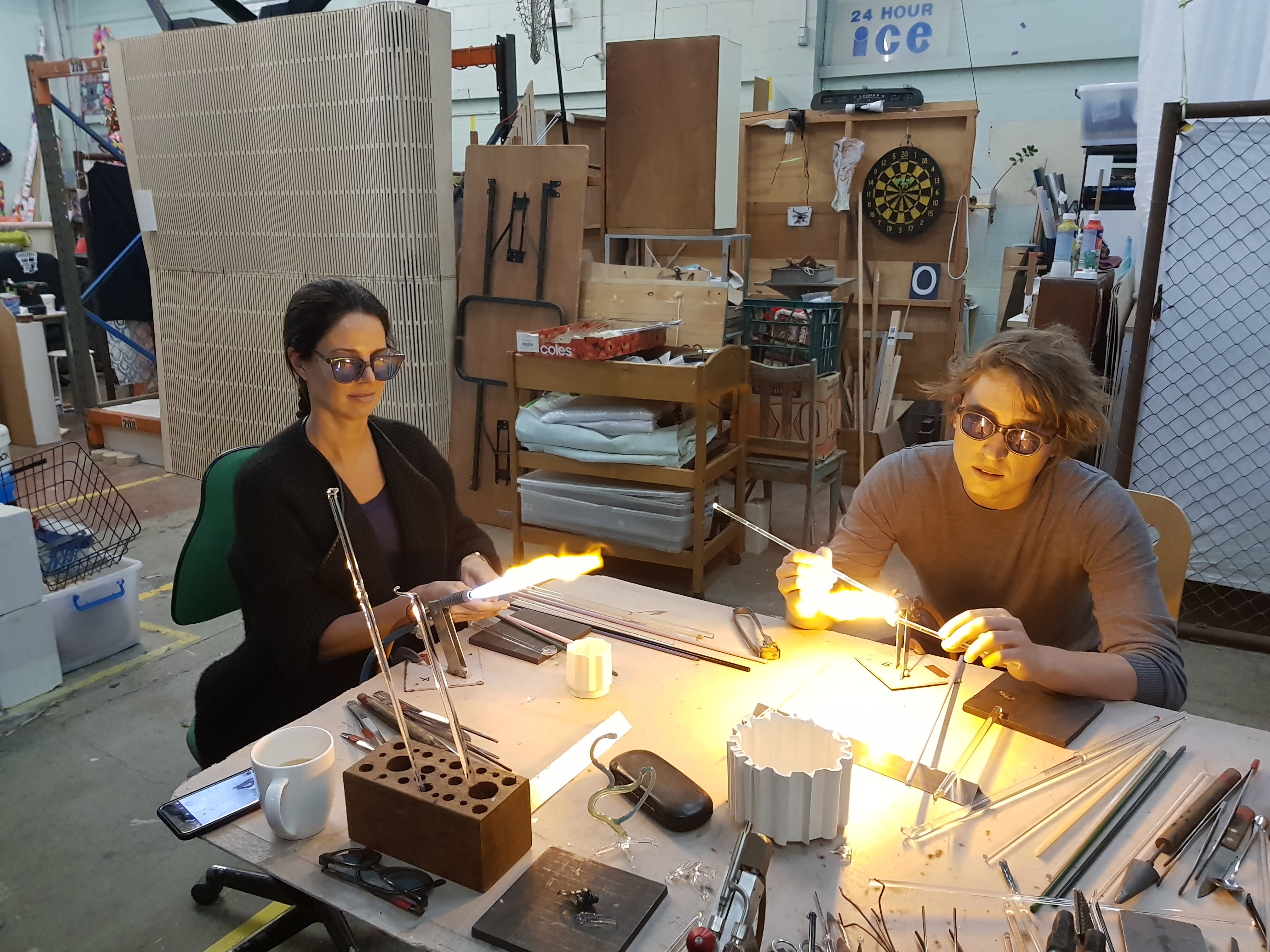 Glass Blowing Beginners Workshop Weekend - eAccommodation