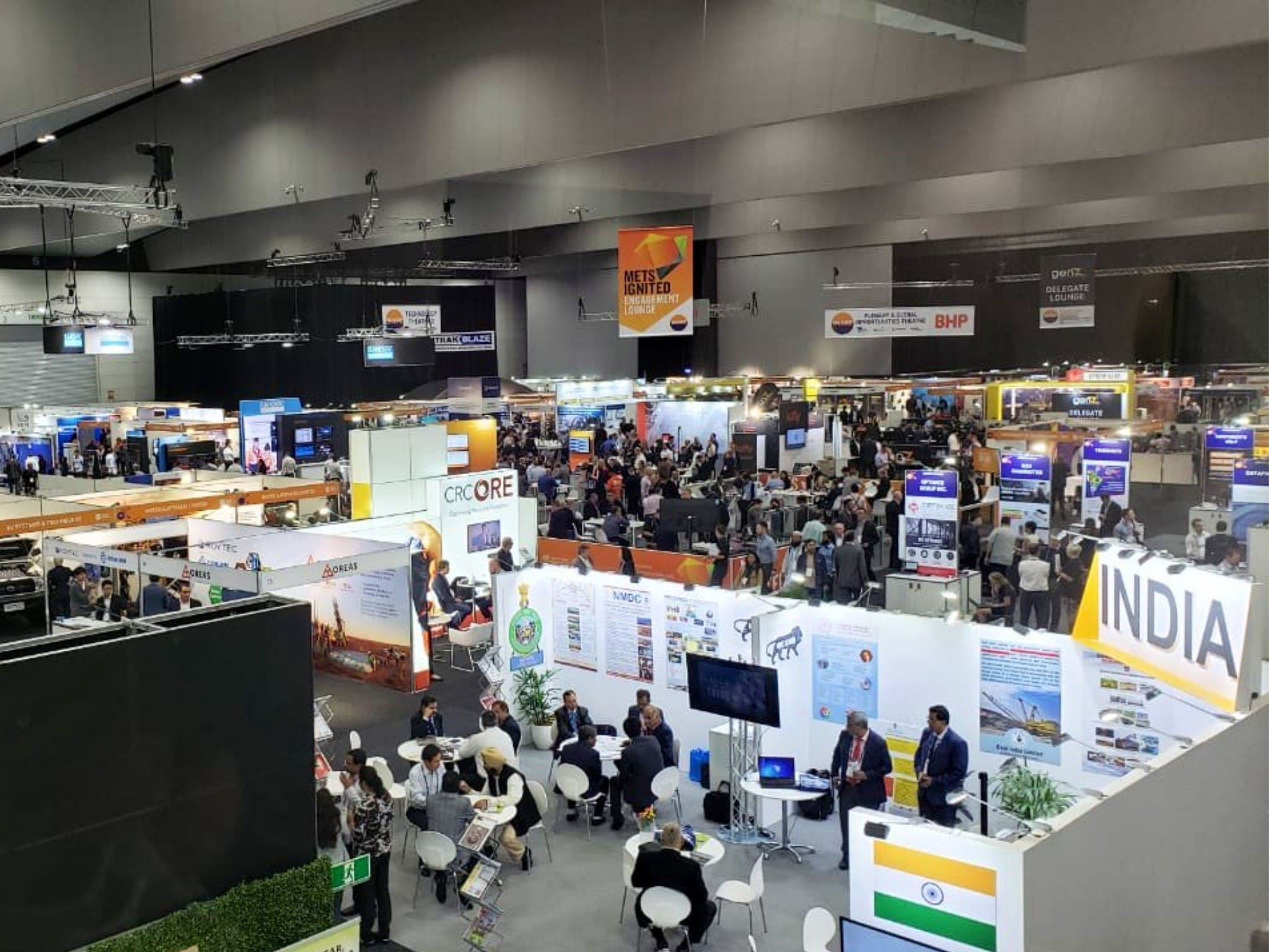 International Mining and Resources Conference IMARC - eAccommodation