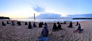 Making Meditation Mainstream Free Beach Meditation Sessions - Avalon Beach - eAccommodation