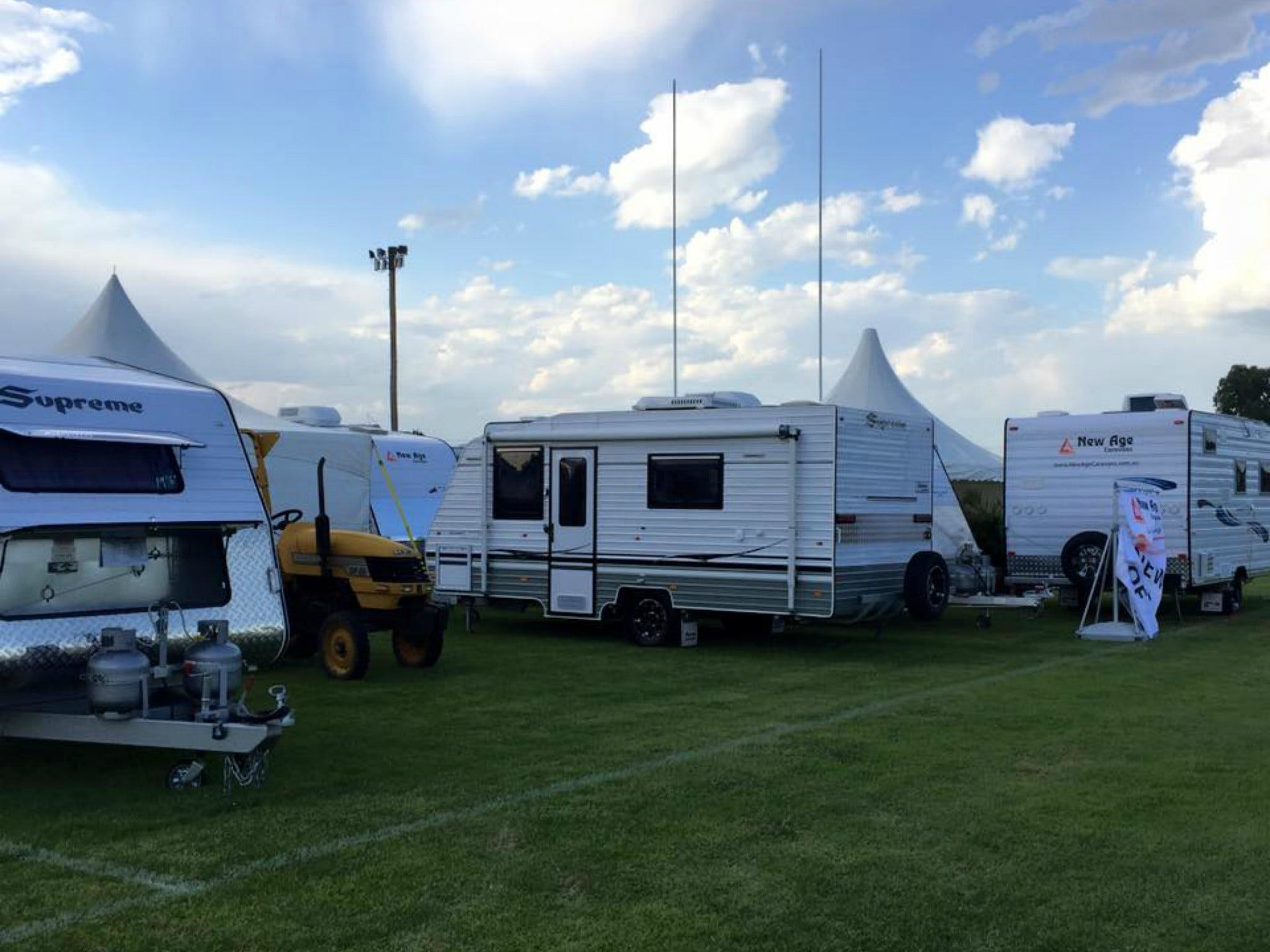 Northern Inland 4x4 Fishing Caravan and Camping Expo - eAccommodation