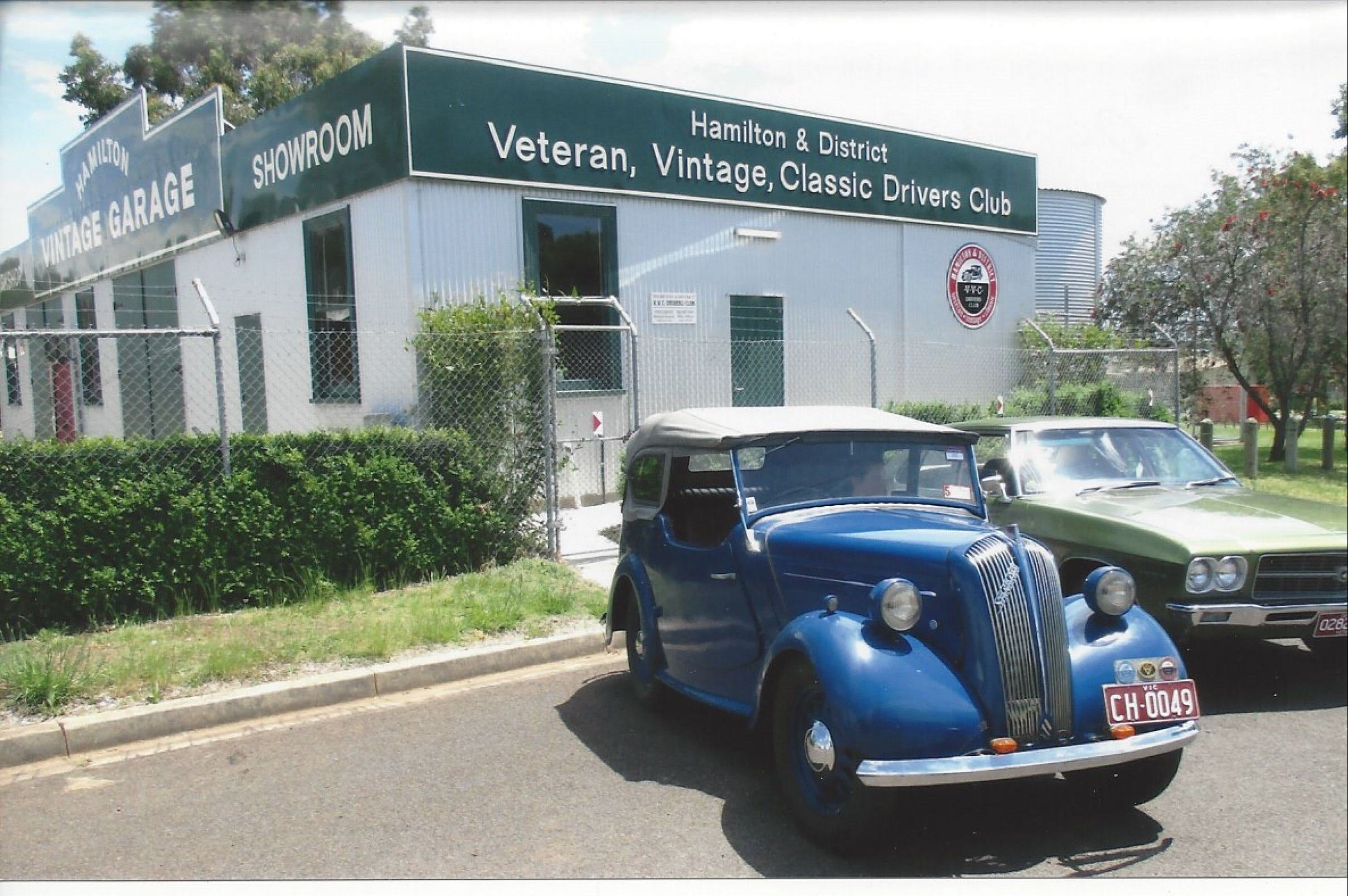 Queens Birthday Veteran Vintage and Classic Car Rally - eAccommodation