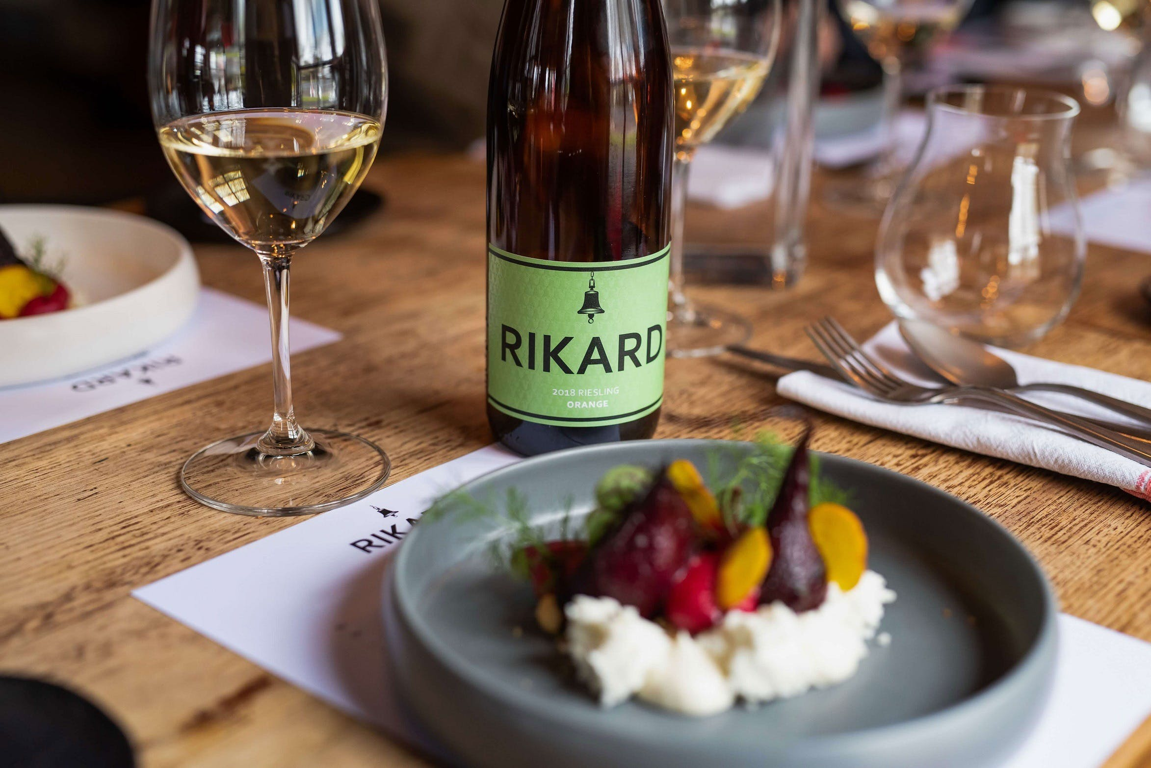 RIKARD Wines at Charred - eAccommodation