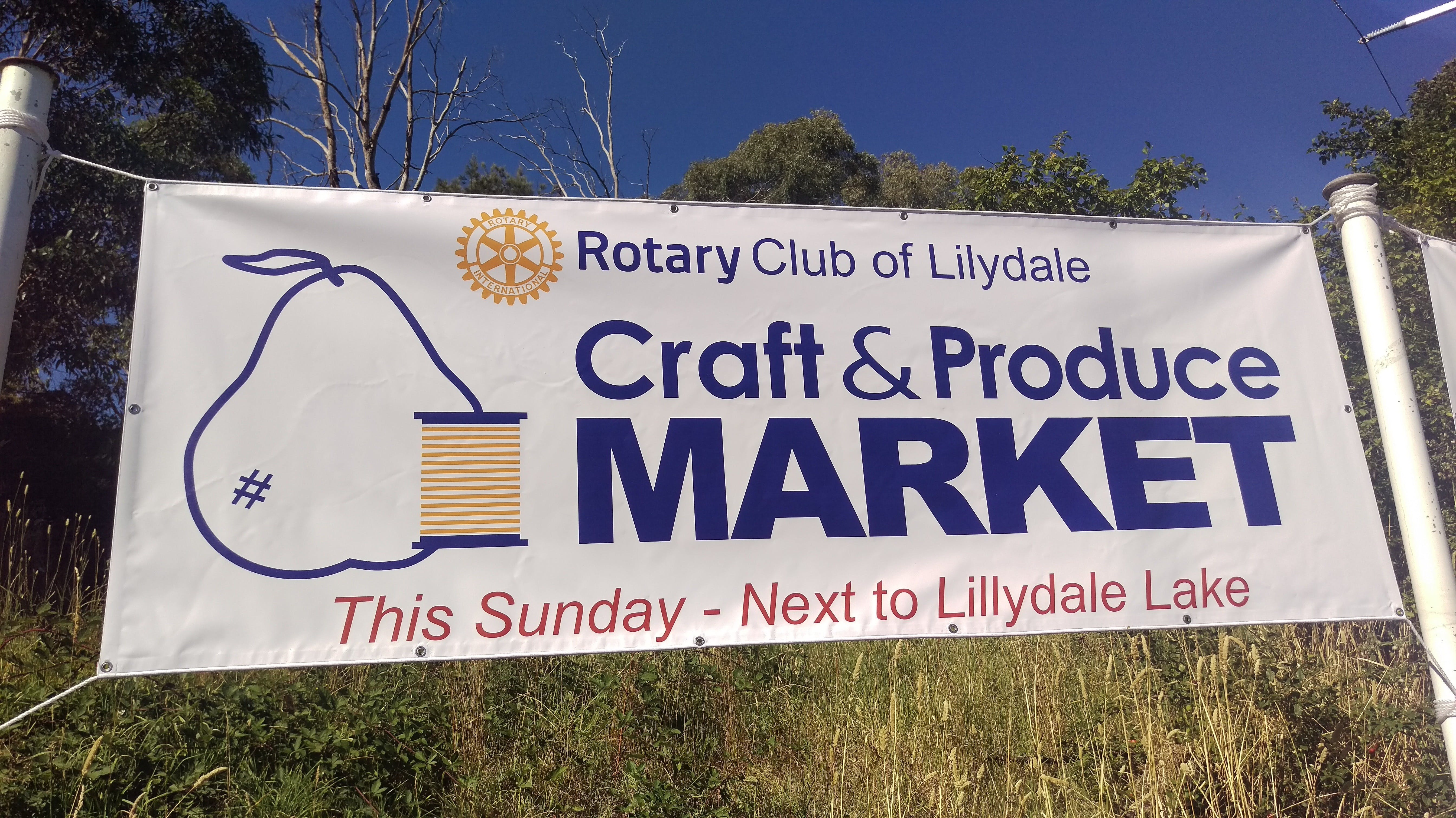 Rotary Club of Lilydale Craft and Produce Market - eAccommodation