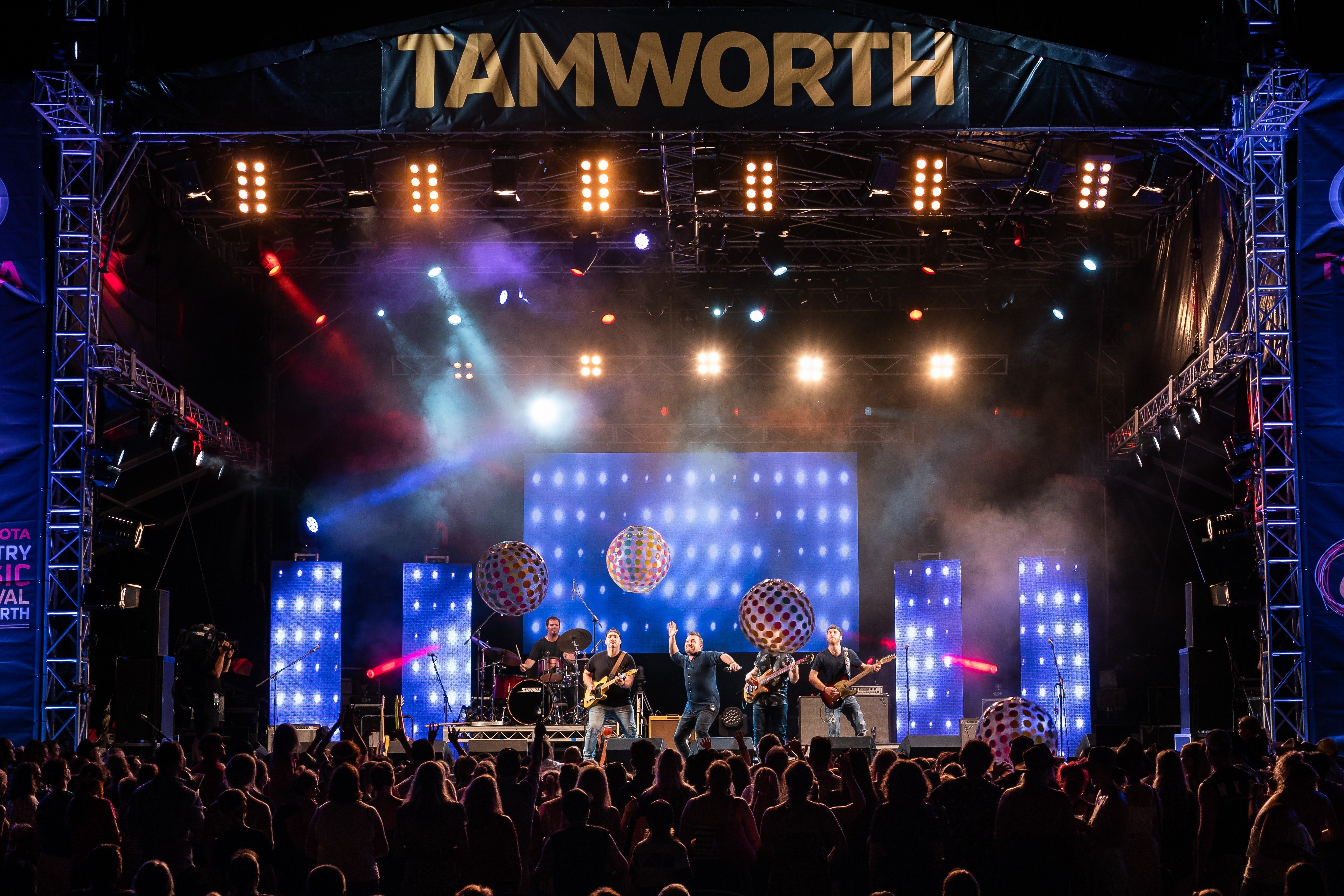 Toyota Country Music Festival Tamworth - eAccommodation