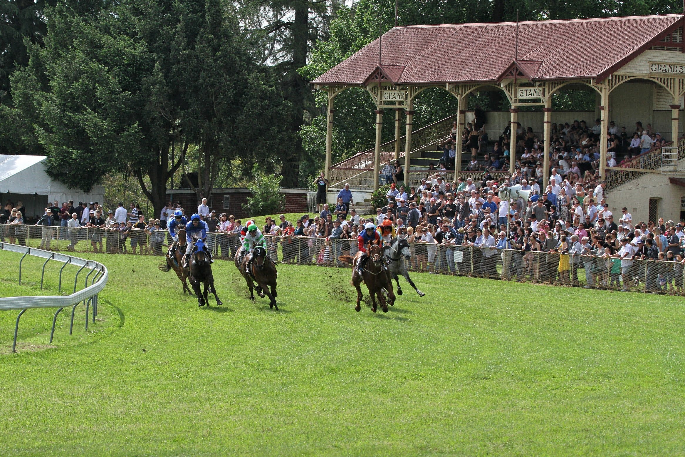Tumut Derby Day - eAccommodation