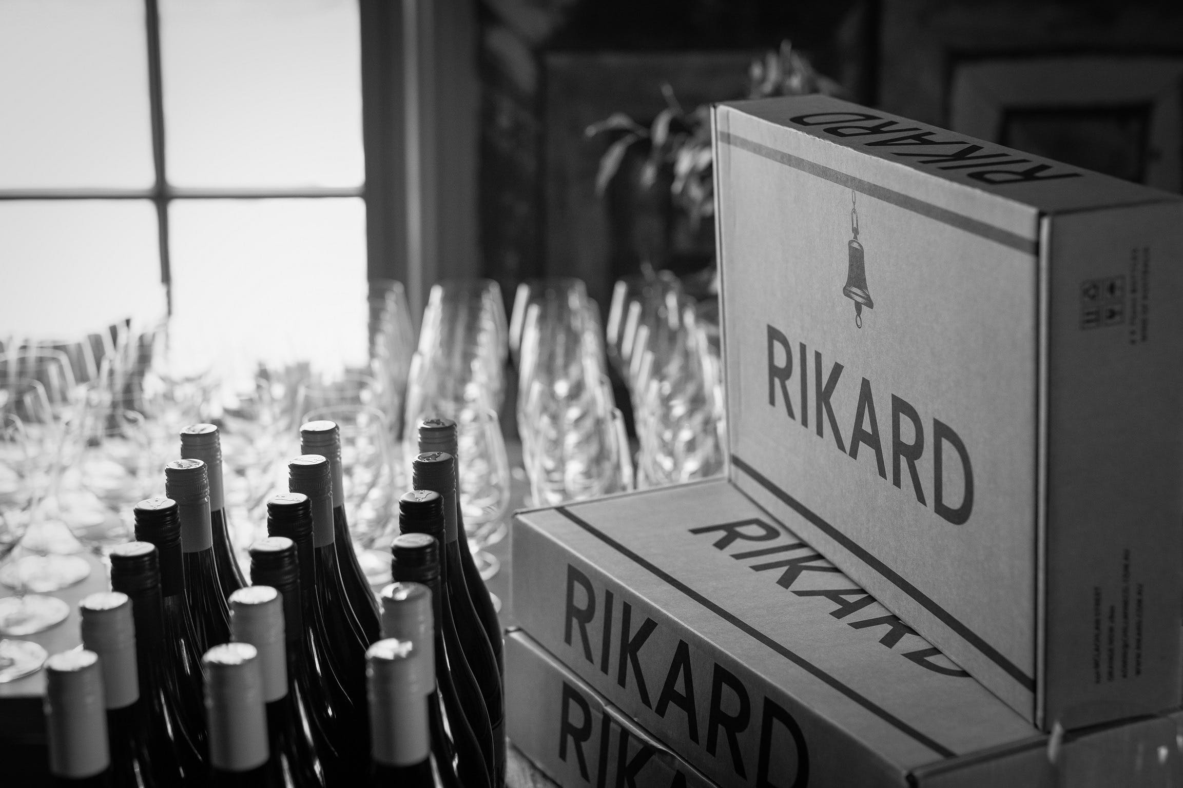 Vin Vertical - Five Years of RIKARD Pinot Noir - eAccommodation