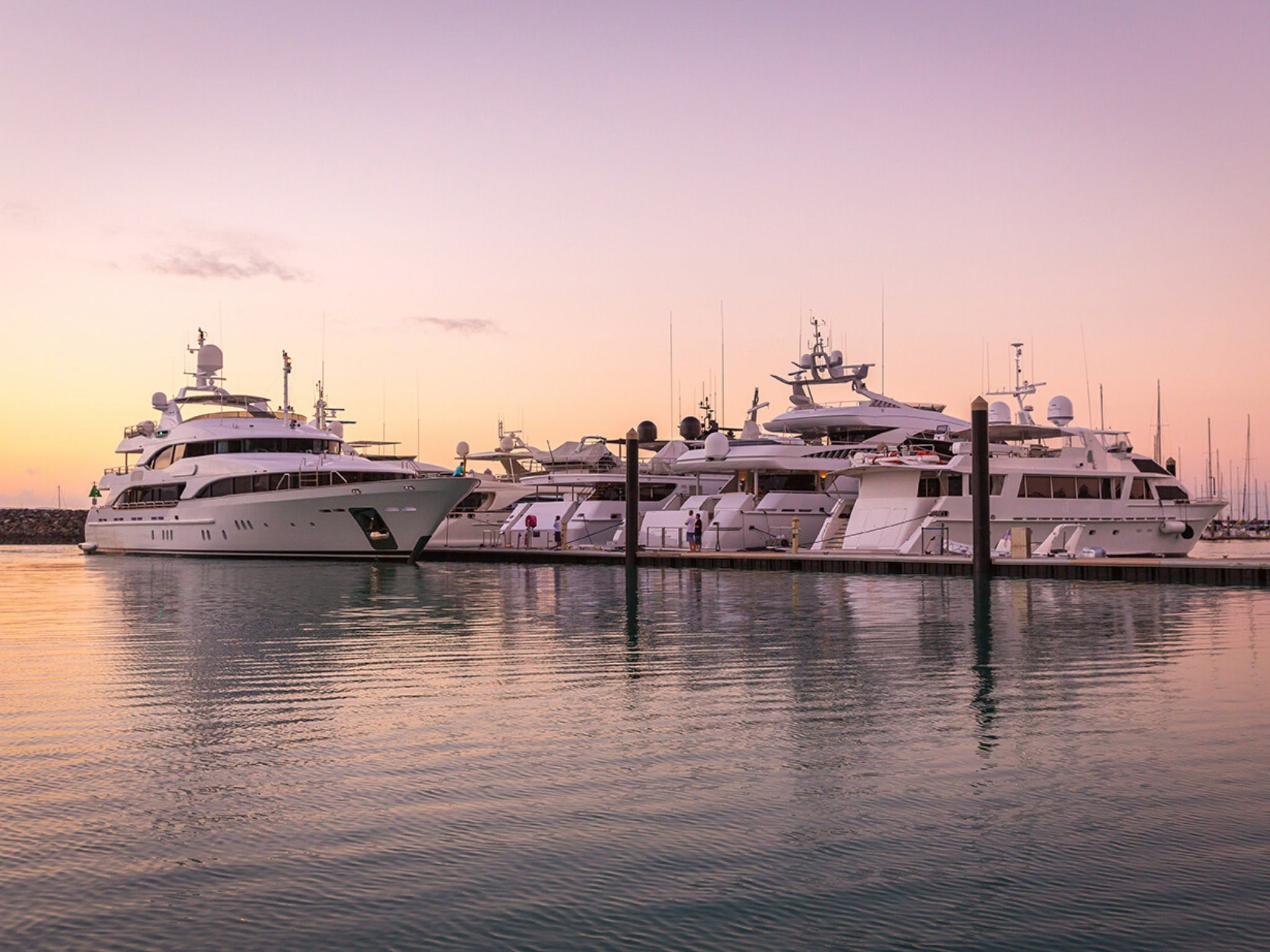 Australian Superyacht Rendezvous - Great Barrier Reef edition - eAccommodation