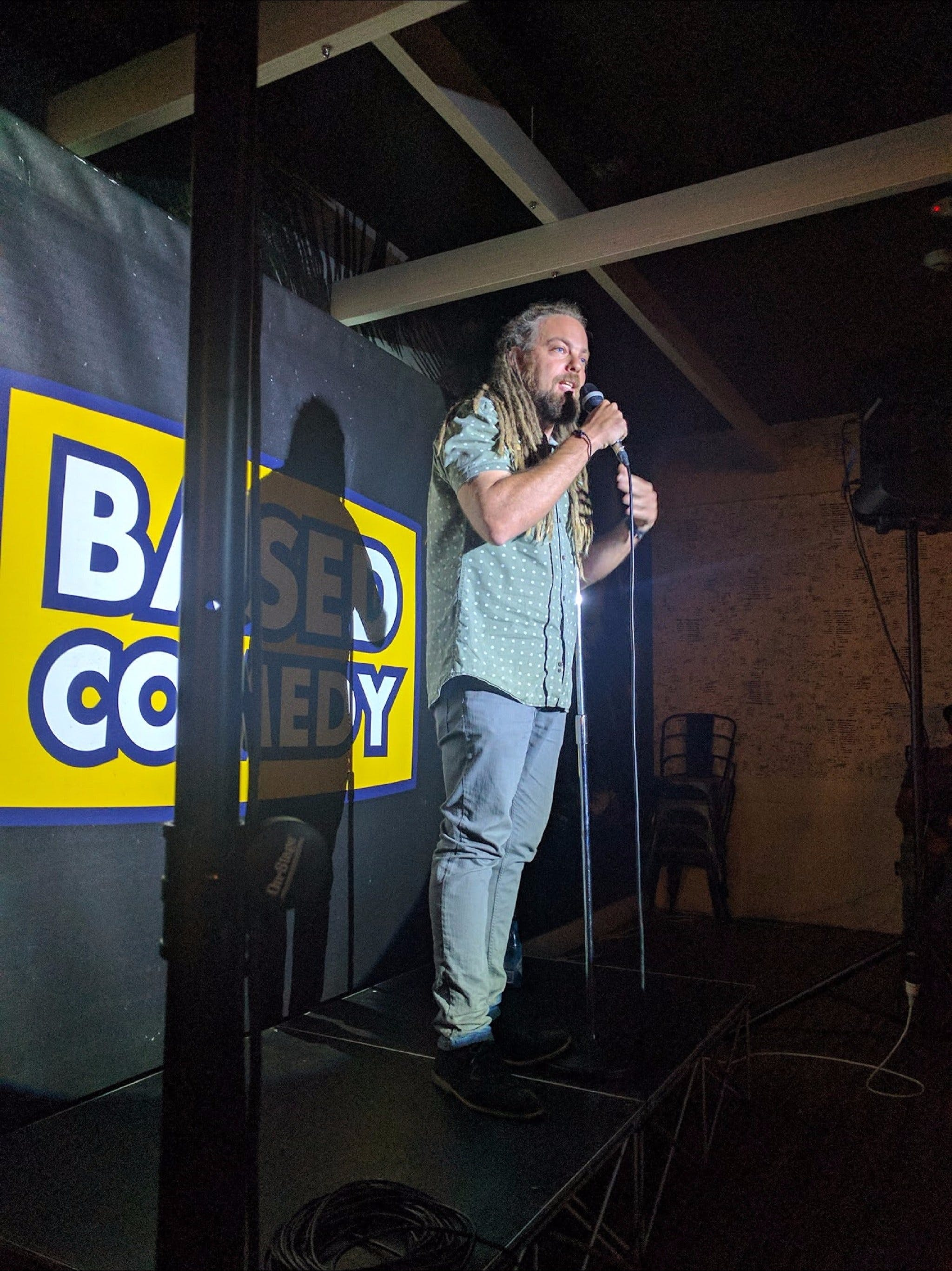 Based Comedy at The Palm Beach Hotel - eAccommodation