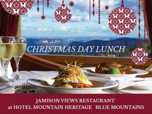 Christmas Day Lunch Hotel Mountain Heritage - eAccommodation