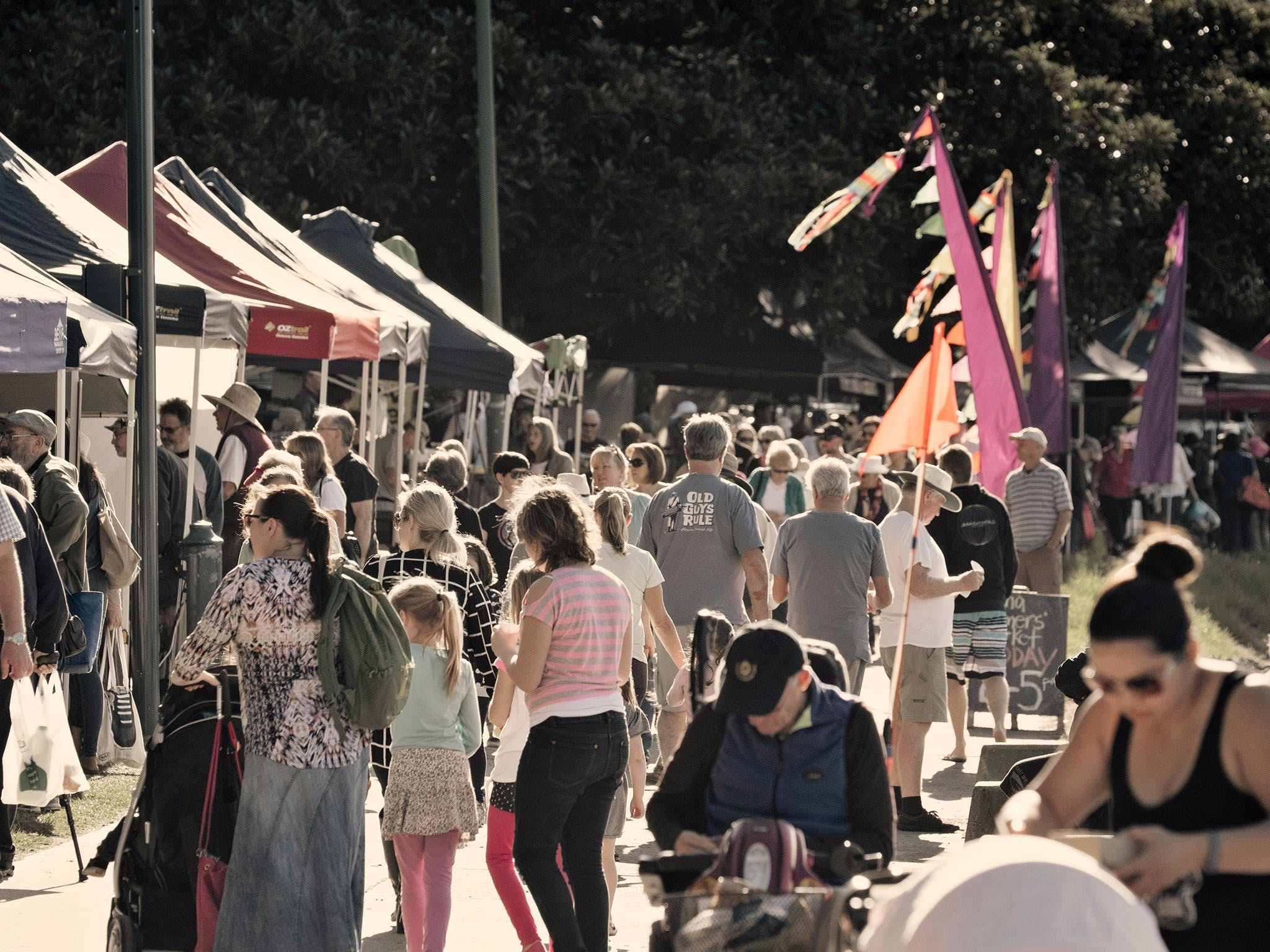 Kiama Farmers Market - eAccommodation