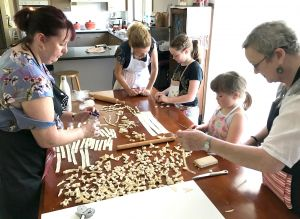 Kids Pasta Making Class - hands on fun at your house - eAccommodation
