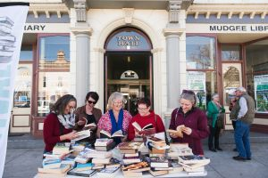 Mudgee Readers' Festival - eAccommodation