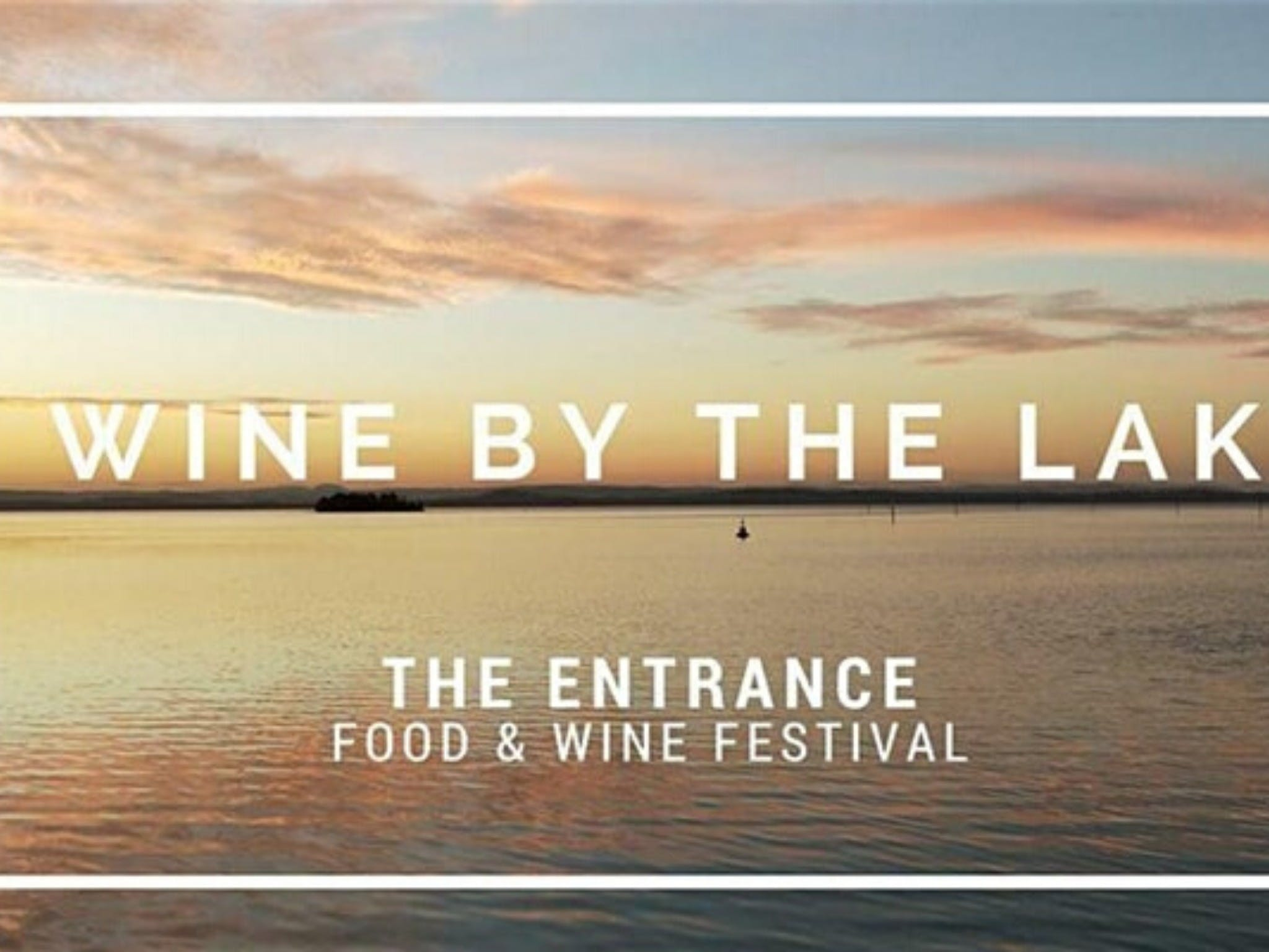 The Entrance Food and Wine Festival - eAccommodation
