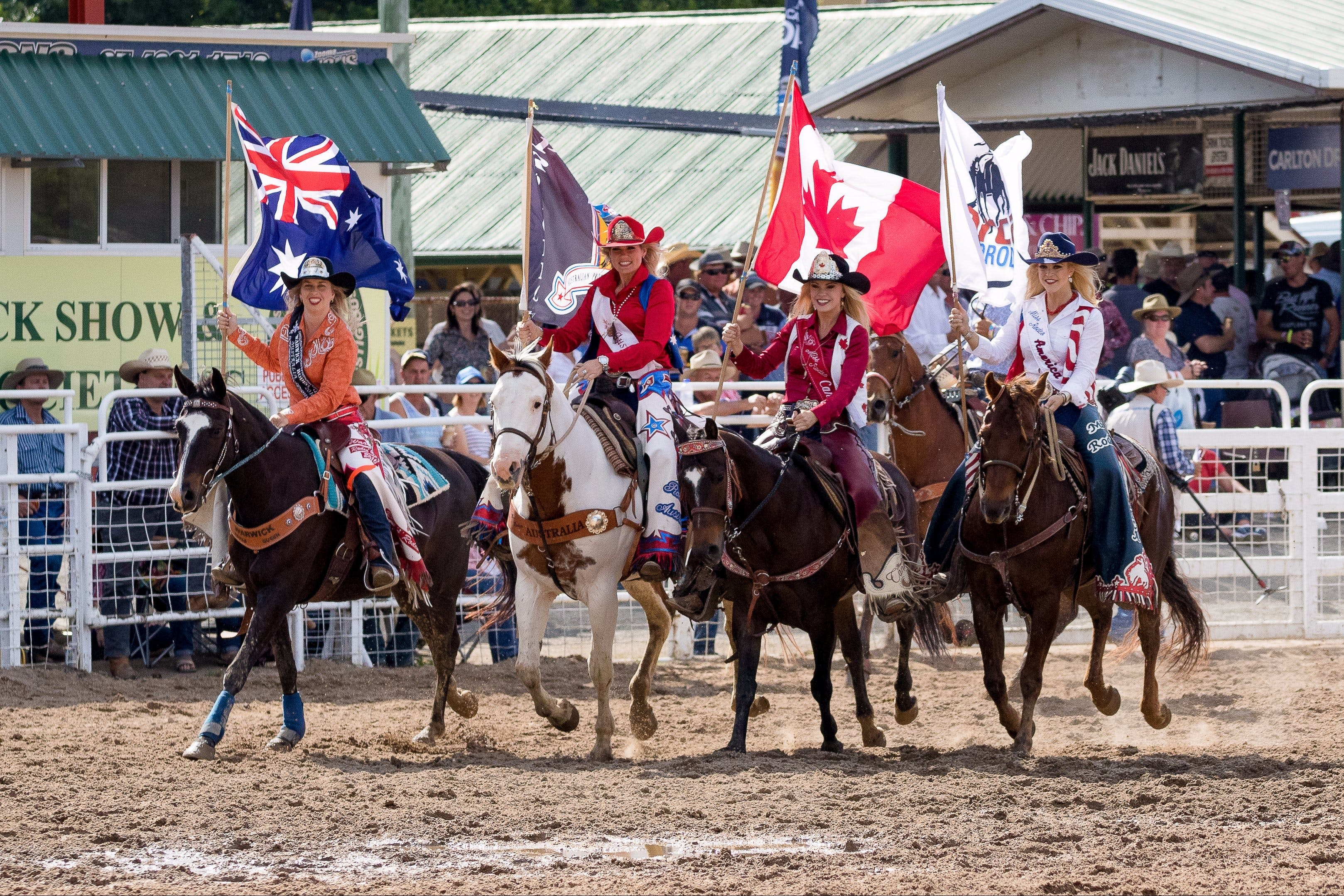 Warwick Rodeo National APRA National Finals and Warwick Gold Cup Campdraft - eAccommodation