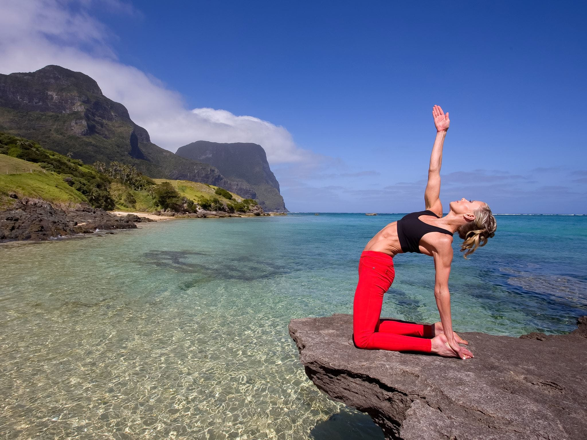 Wellness Week with Charlotte Dodson at Pinetrees Lord Howe Island - eAccommodation