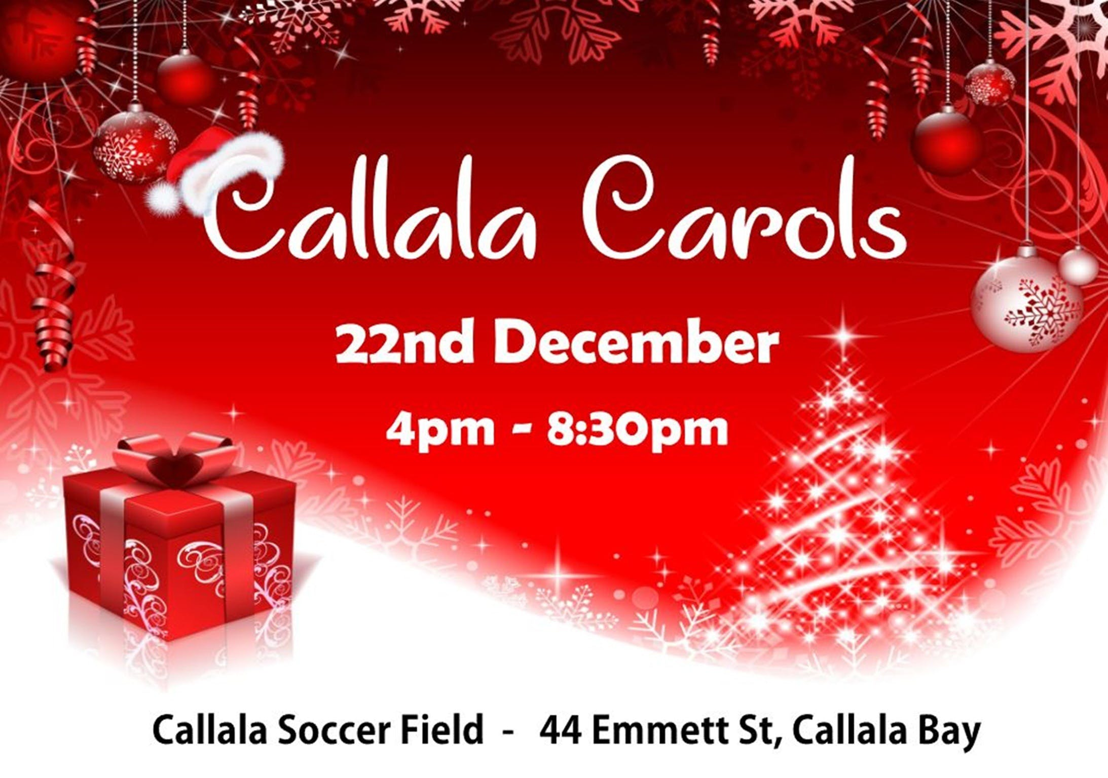 Callala Carols - eAccommodation