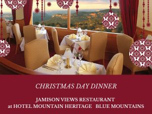 Christmas Day Dinner Hotel Mountain Heritage - eAccommodation