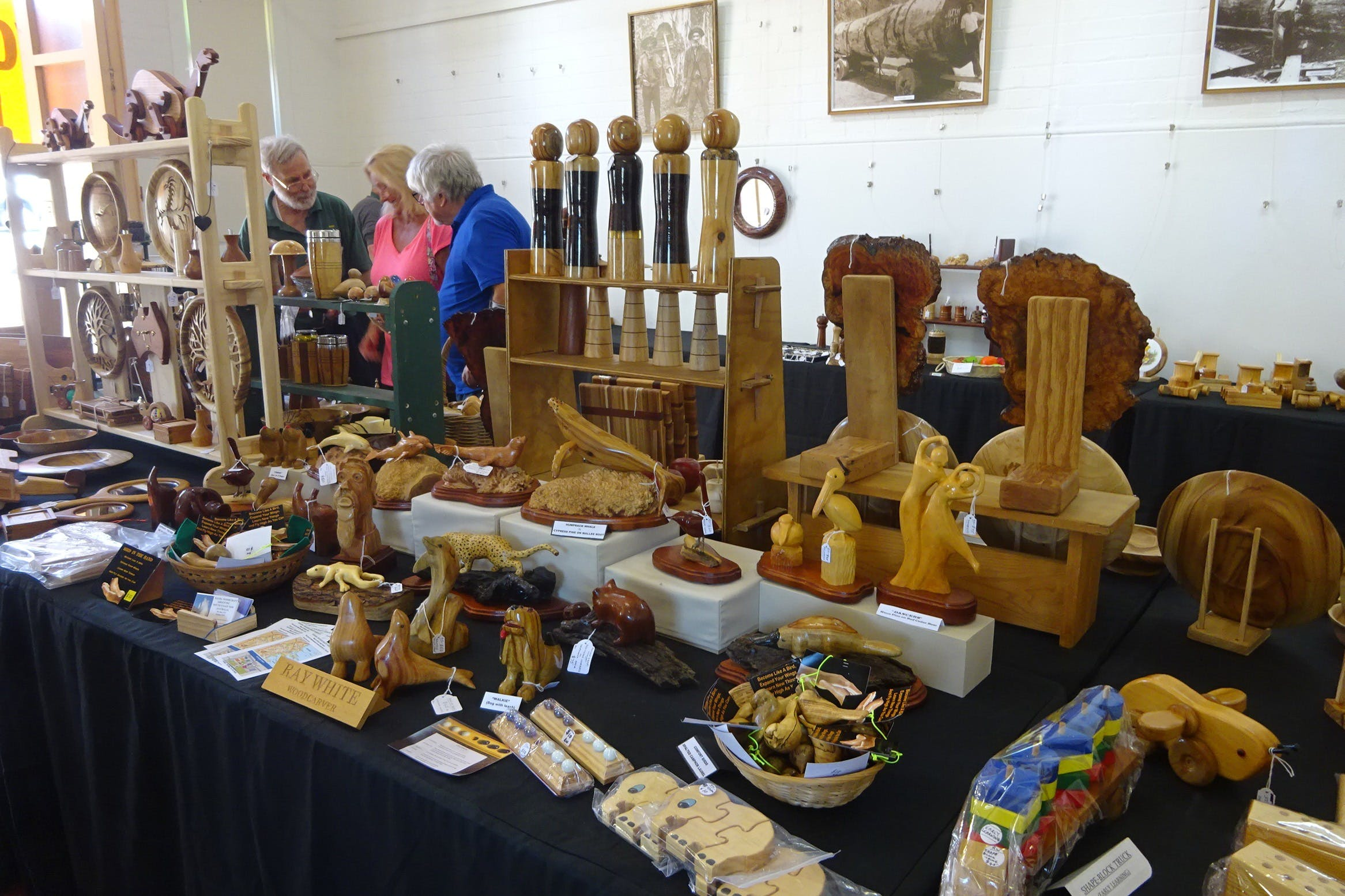 Kiama Woodcraft Group - Exhibition and Sales - eAccommodation
