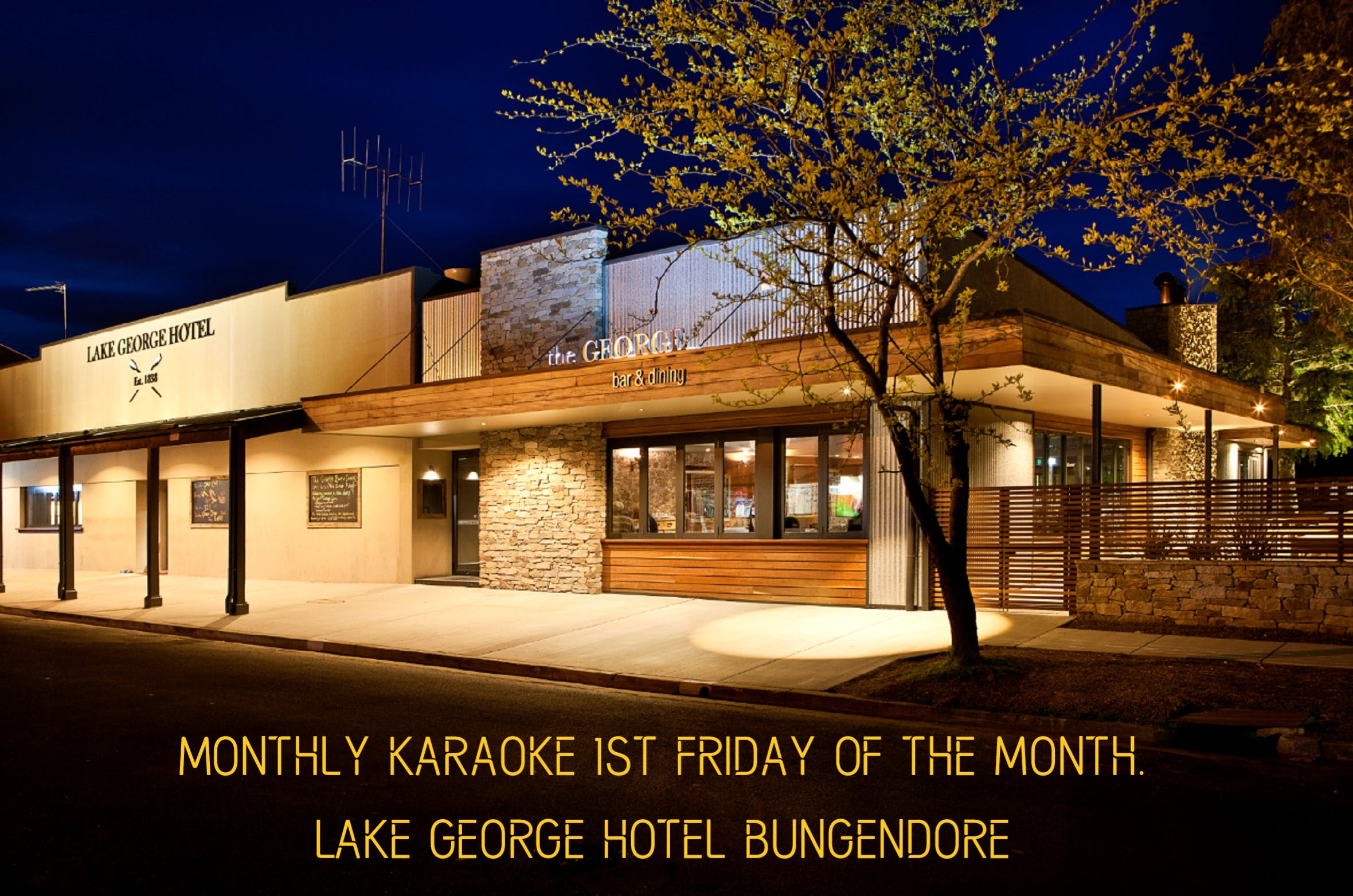 Monthly Karaoke - eAccommodation
