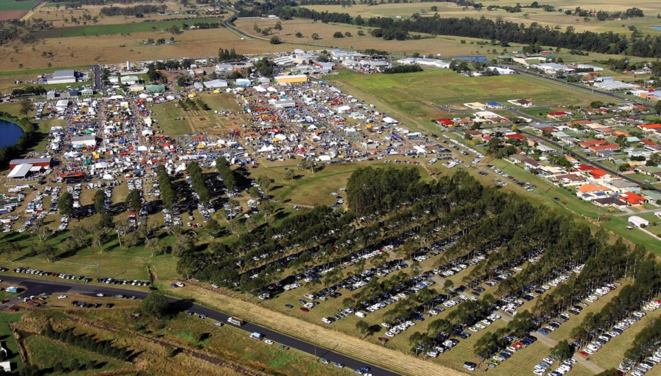 Primex Field Days - Online Virtual Event - eAccommodation
