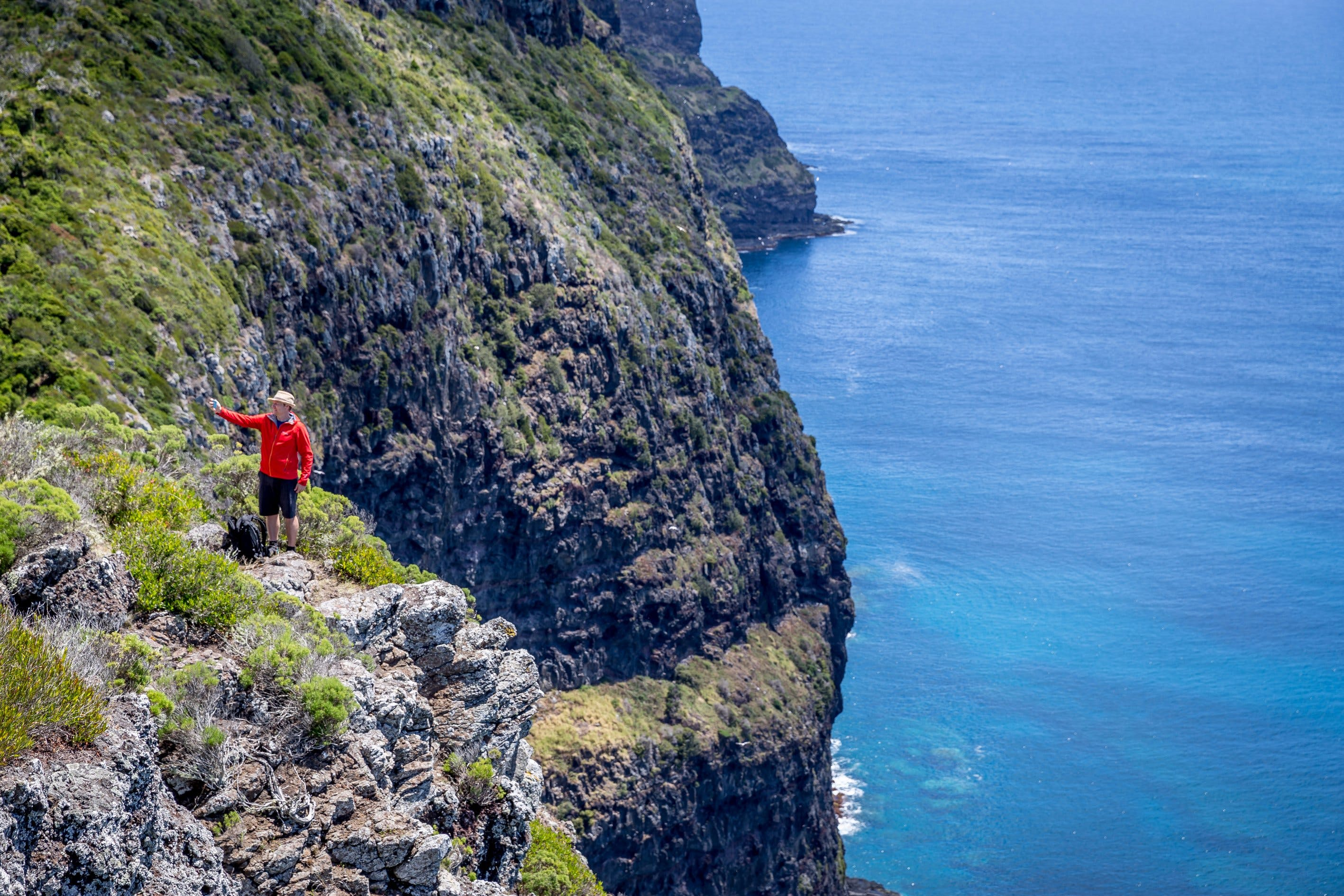 Seven Peaks Walk at Pinetrees Lord Howe Island - eAccommodation