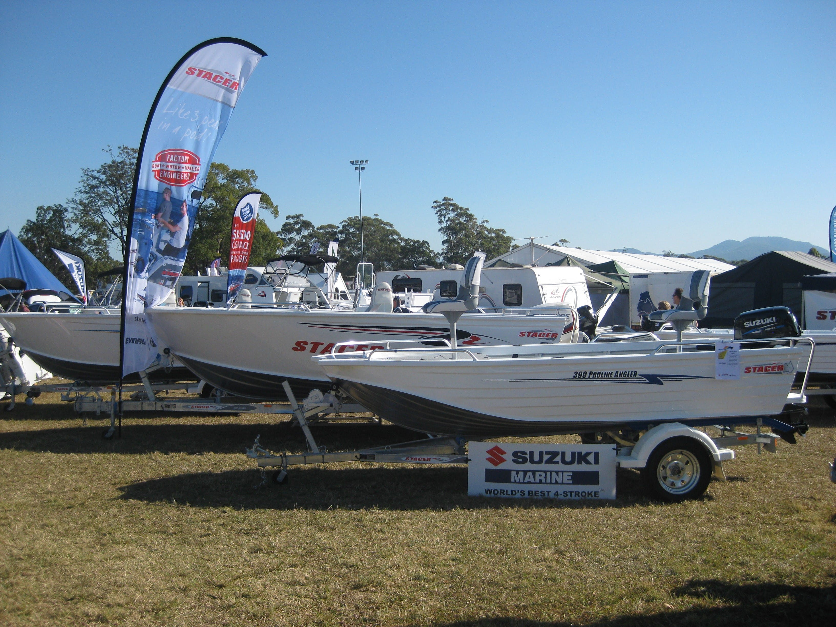 Mid North Coast Caravan Camping 4WD Fish and Boat Show - eAccommodation