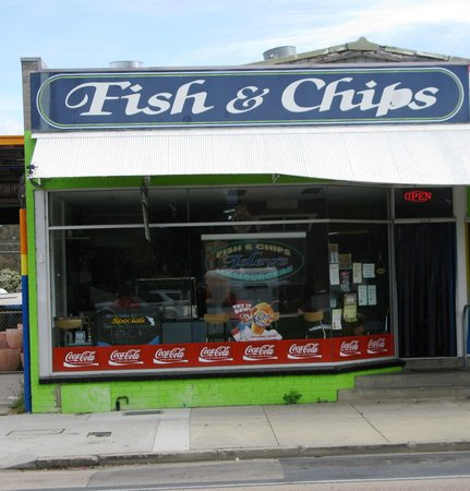 Isley's Fish  Chips - eAccommodation