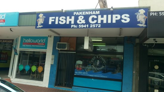 Pakenham Fish  Chips - eAccommodation