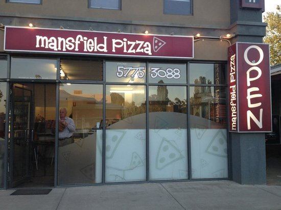 Mansfield Pizza - eAccommodation