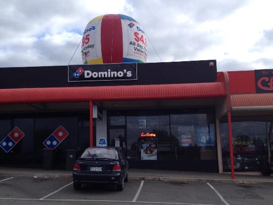Domino's Pizza - eAccommodation