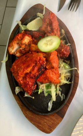 Indian Tandoori Recipes Chef - eAccommodation