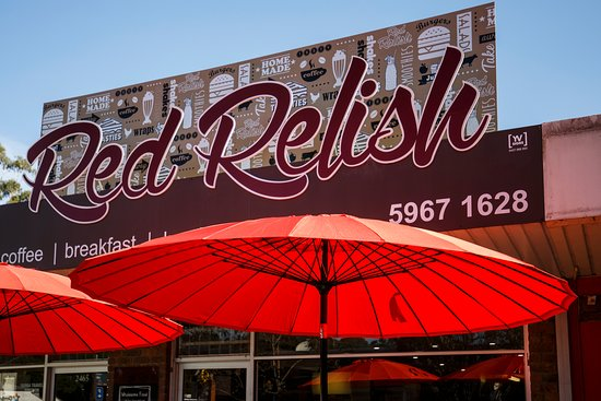 Red Relish Cafe - eAccommodation