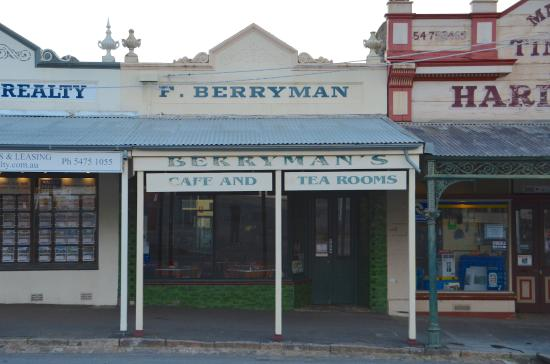 Berryman's Cafe and Tearooms - eAccommodation