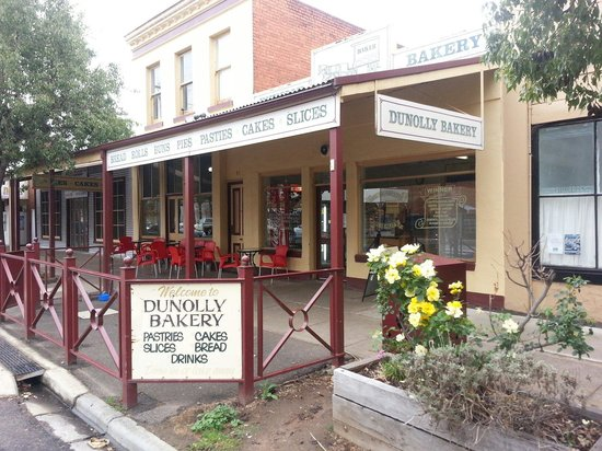 Dunolly Bakery - eAccommodation