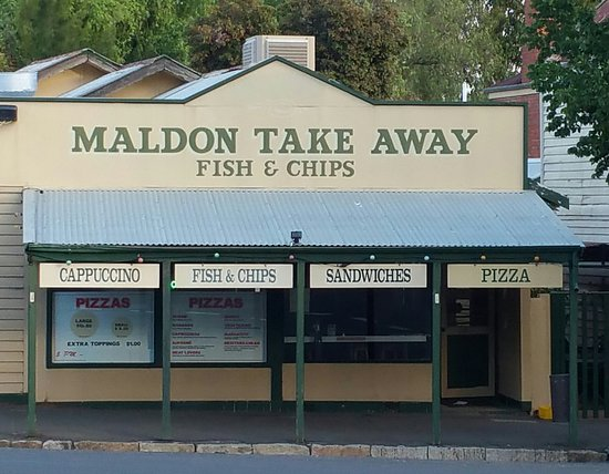 Maldon Takeaway - eAccommodation
