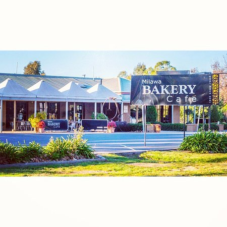Milawa Bakery Cafe - eAccommodation