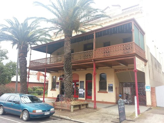 Royal Hotel Dunolly - eAccommodation