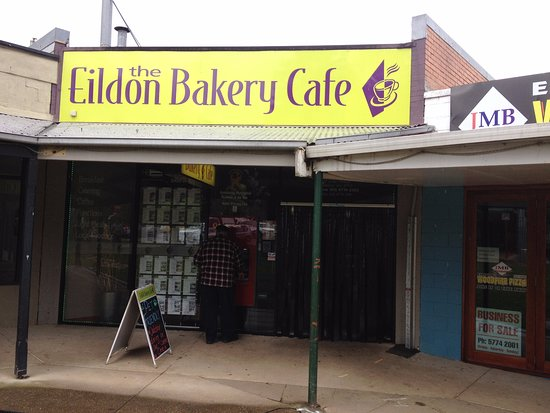 The Eildon Bakery Cafe - eAccommodation