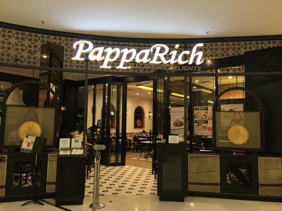 PappaRich Macquarie - eAccommodation