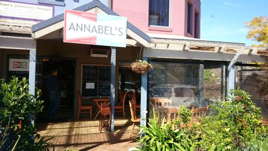 Annabel's Cafe - eAccommodation