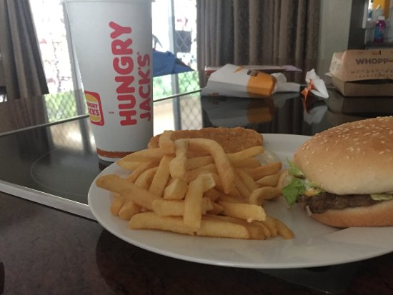 Hungry Jack's - eAccommodation