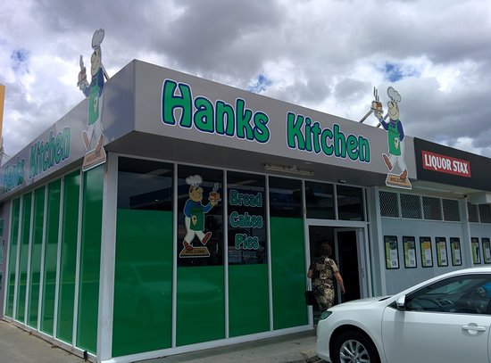 Hanks Kitchen - eAccommodation