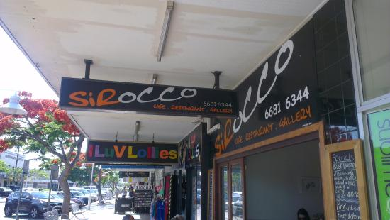 Sirocco Cafe and Gallery - eAccommodation
