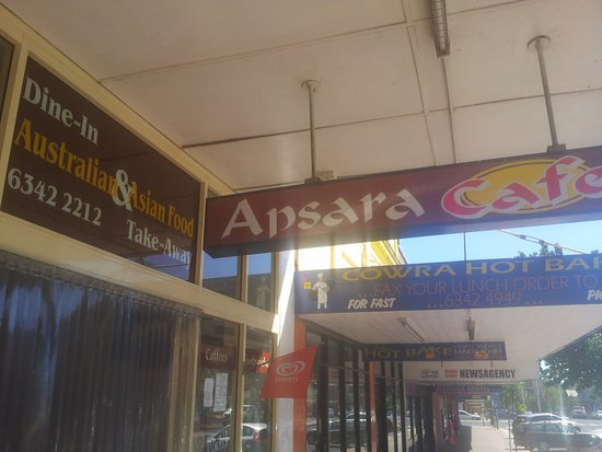 Apsara Cafe - eAccommodation