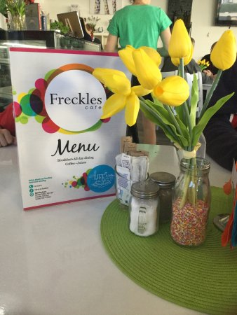 Freckles Cafe - eAccommodation